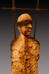 William Catling's sculpture. I first saw his work in Santa Fe, very powerful.