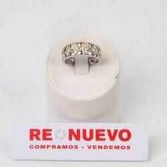 Anillo de oro bicolor#anillo# de segunda mano#oro