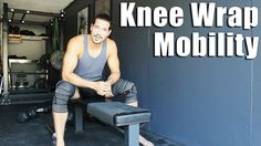 How to Use Knee Wraps for #Squats & Rehabilitating knee injuries. Some applications of Knee Wraps towards #mobility. #fitness #health #youtubers #homegym #training #powerlifting #strengthtraining #adamevans #youtube #vlog
