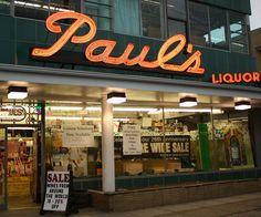 Pauls Wine & Spirits, Friendship Heights, DC
