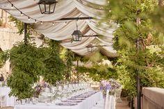 Tuscan Hillside Wedding at Villa Le Fontanelle