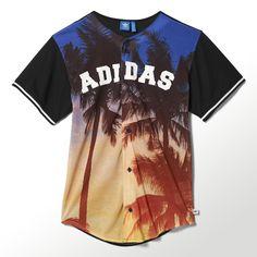 adidas - Baseball Palm Jersey