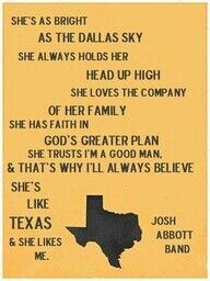 ♥ Josh Abbott Band! Can't wait to see them at Floores on the 20th!!!