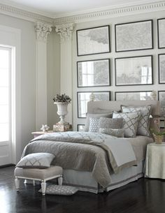 Gorgeous!  Dransfield and Ross bedding.
