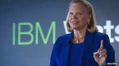 "Virginia Rometty - In October of 2011, 30 year IBM veteran ""Ginni"" Rometty was tapped as CEO, becoming the first woman ever to lead the century-old tech giant with more than $100 billion in revenues."