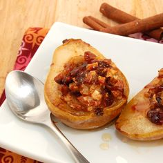 Sweet Pea's Kitchen » Baked Pears