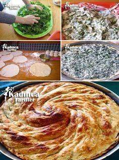 Orjinal Arnavut Böreği Tarifi