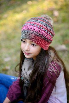 Crochet Pattern for Soho Slouch