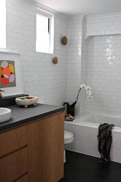 Interior Design Portfolio | Images - i love those brick-tiles :)