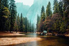 yosemite national park photos by Ravi Vora