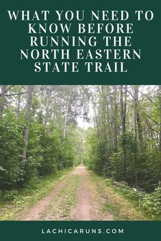 Want to try a new place for a long run in northern Michigan? Here's what you need to know about running the North Eastern State Trail. Pro tip: Take a good look at the map and plan ahead Running Friends, Before Running, Trail Maps, Northern Michigan, Trail Running, How To Run Longer, State Parks, Need To Know, Country Roads