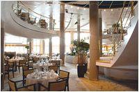Full Metal Cruise - Mein Schiff 1 - Restaurant Atlantik fancy for metal ;-)