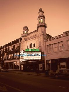 Milwaukee's timeless and classic Oriental Theater