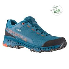 New generation low cut shoe for quick hiking. This shoe uses solutions that are part of La Sportiva's Mountain DNA, combining technologies and. Gore Tex, Hiking, Footwear, Running, Boots, Black, Fashion, Walks, Crotch Boots