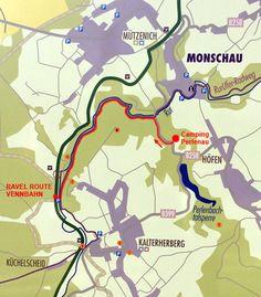 Ravel Route Vennbahn Monschau