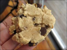 Coconut/Banana/Chocolate chip Cookies - no crappy ingredients. Healthy treat!