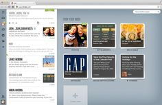 AOL's Alto Reimagines The Email Experience With A Twitter, Pinterest, Gmail Mashup | Fast Company