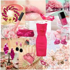 totally pink <3