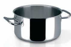 Sitram Profiserie 11.2-Quart Commercial Stainless Steel Braisier/Stewpot by Sitram. Save 32 Off!. $129.95. High-quality 18/10 stainless steel (18% chrome, 10% nickel). Large stainless-steel handles welded to pot prevent inside food traps. Safe to use in the dishwasher. Ideal for braising, stewing, sautéing, deep-frying, and reducing sauces. 1/4-Inch aluminum bottom sandwiched by stainless steel for heat conductivity. Amazon.com                French manufacturer Sitram produces commerc...