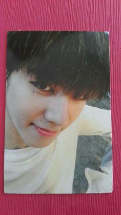GOT7 BAMBAM Official Photocard #1 FLIGHT LOG TURBULENCE 2nd Album Photo Card