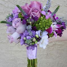 Great combo for bouquet