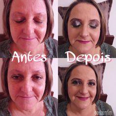 Maquiagem em pele madura
