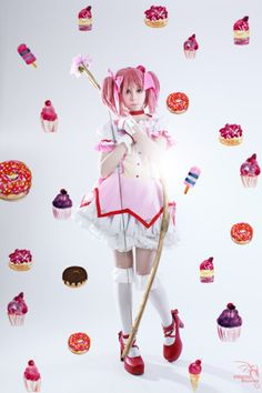 Madoka Kaname 3 by Yui-LangLook What the Kat Dragged in at...