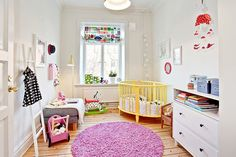 sweet kids room..