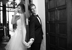 Amanda and Alex's Wedding. Knowles Memorial Chapel, Rollins College - Winter Park, Fl. First Touch.