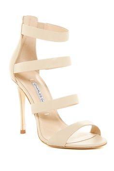 55c260d8614 Nude sandals. Nude High Heels