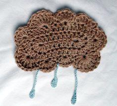 free pattern - bu Knits and Knots (http://knitsandknotsweb.blogspot.com/2008/03/rain-cloud-free-pattern.html)
