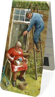 Als het buiten stormt | Giclée's - Art Revisited The Shepherd, Art Cards, Dance Art, Van, Artists, Night, Vans, Artist, Vans Outfit