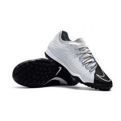 separation shoes 94291 76555 Chaussure De Sport Solde Nike HypervenomX Finale II TF Blanche Noir pas cher