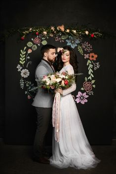 Chalboard blackboard wedding idea background фотозона/ меловая доска/ #florentino_minsk @anhelika_milevskaya