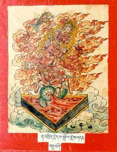 Himalayan Art: Item No. Indian Gods, Central Asia, Tantra, Himalayan, Deities, Tibet, Japanese Art, Buddhism, Karma