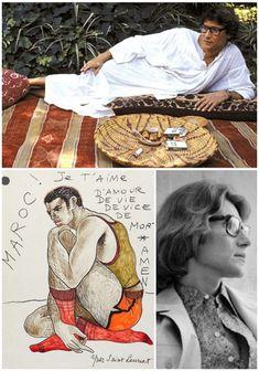 Métier Suede Marrakech Inpiration Latest Stories, Marrakech, Yves Saint Laurent, Saints, Inspiration, Biblical Inspiration, Inspirational, Inhalation