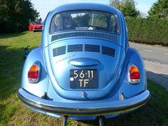 https://flic.kr/p/DquL5y | Volkswagen 113021 Beetle - 1972