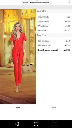 Covet fashion Jet Set Five Stars
