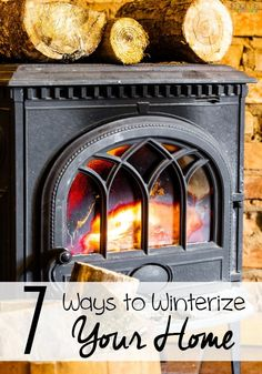 Looking for more ways to get your home ready for the cold winter? Check out these 7 Easy Ways to Winterize Your Home before the next cold blast.