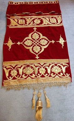 antique goldwork