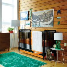 Baby Bear Nursery by Lay Baby Lay via honesttonod.com
