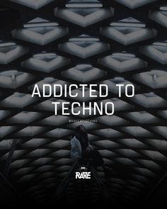 Addicted to Techno 🔊🖤 Rave Quotes, Rap, Techno Party, Rave Music, Techno Music, Festivals, Time Warp, Rave Outfits, Electronic Music