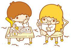 Reading ★Little Twin Stars★
