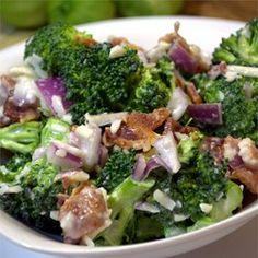 Creamy Broccoli Salad - Allrecipes.com