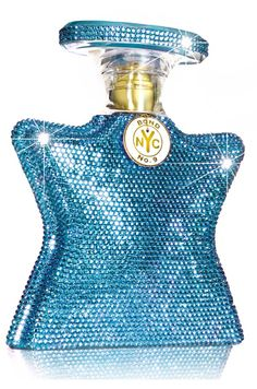 Blue bling - NYC fragrance