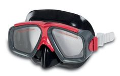 Intex - Surf Rider Adult Swimming / Diving Mask & Snorkel Set 55949 Swimming Pool Accessories, Snorkel Set, Swimming Diving, Snorkeling, Oakley Sunglasses, Underwater, Surfing, Masks, Fitness