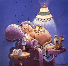 funny and adorable - Gary Patterson