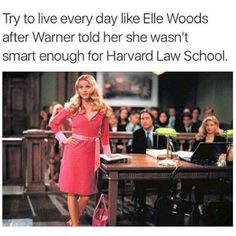 A Fun Fat Burning Lazy Girl Workout that makes getting fit feel effortless. Try this Lazy Girl Workout when you feel lazy but want to get fit fast. Legally Blonde Quotes, Lazy Girl Workout, Workout Women, Lose Thigh Fat, Be With You Movie, Harvard Law, Woman Movie, Study Inspiration, Iconic Movies