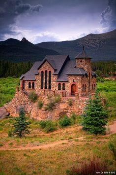 Church at the rock