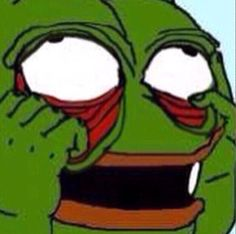 pepe the frog meme Dank Memes Funny, Memes Funny Faces, Cartoon Memes, Cute Memes, Stupid Memes, Funny Relatable Memes, Dankest Memes, Reaction Pictures, Funny Pictures